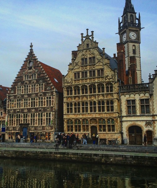 ONe Day IN Ghent