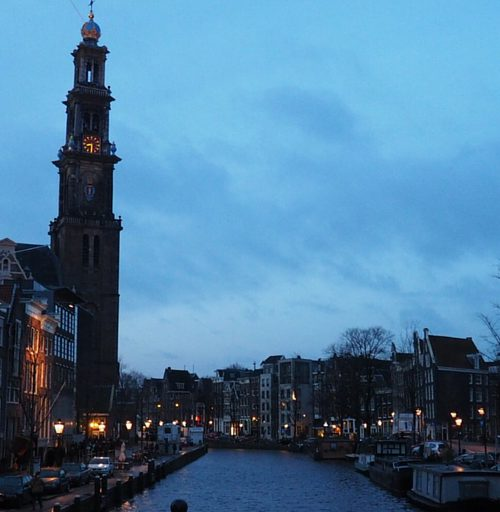 new years in Amsterdam
