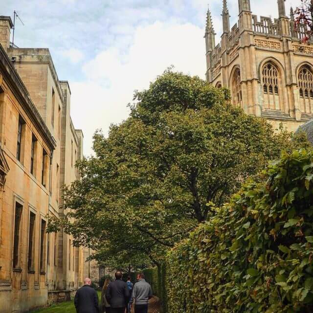 Wishing I was back strolling through Oxford on a sunnyhellip