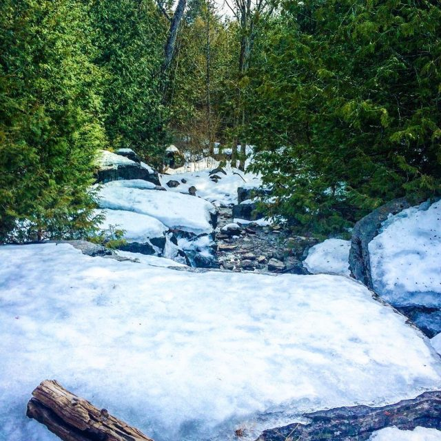 Exploring winter in our own backyard Douro Ontario  hellip