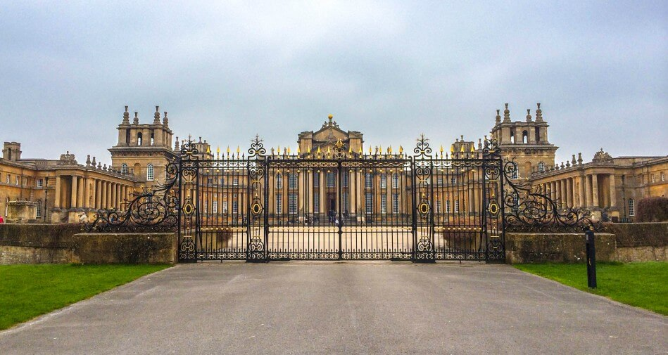 the cotswolds blenheim palace