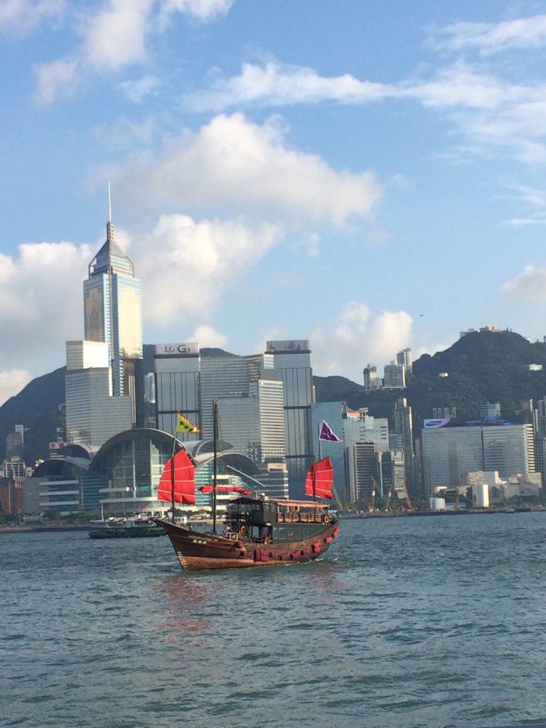 Kowloon Hong Kong Waterfront