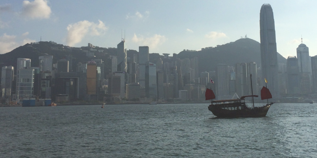 A layover in Hong Kong | The Restless Worker