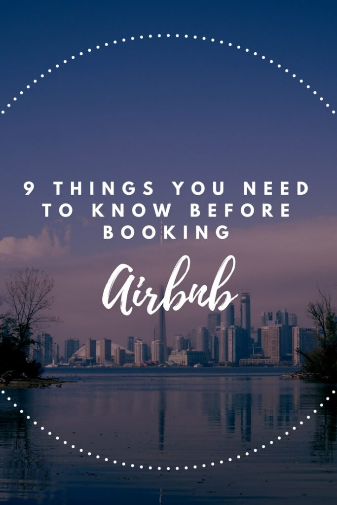 booking airbnb