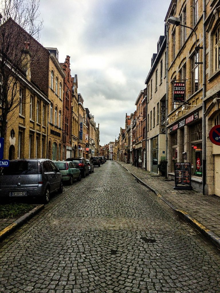 one day in ypres belgium