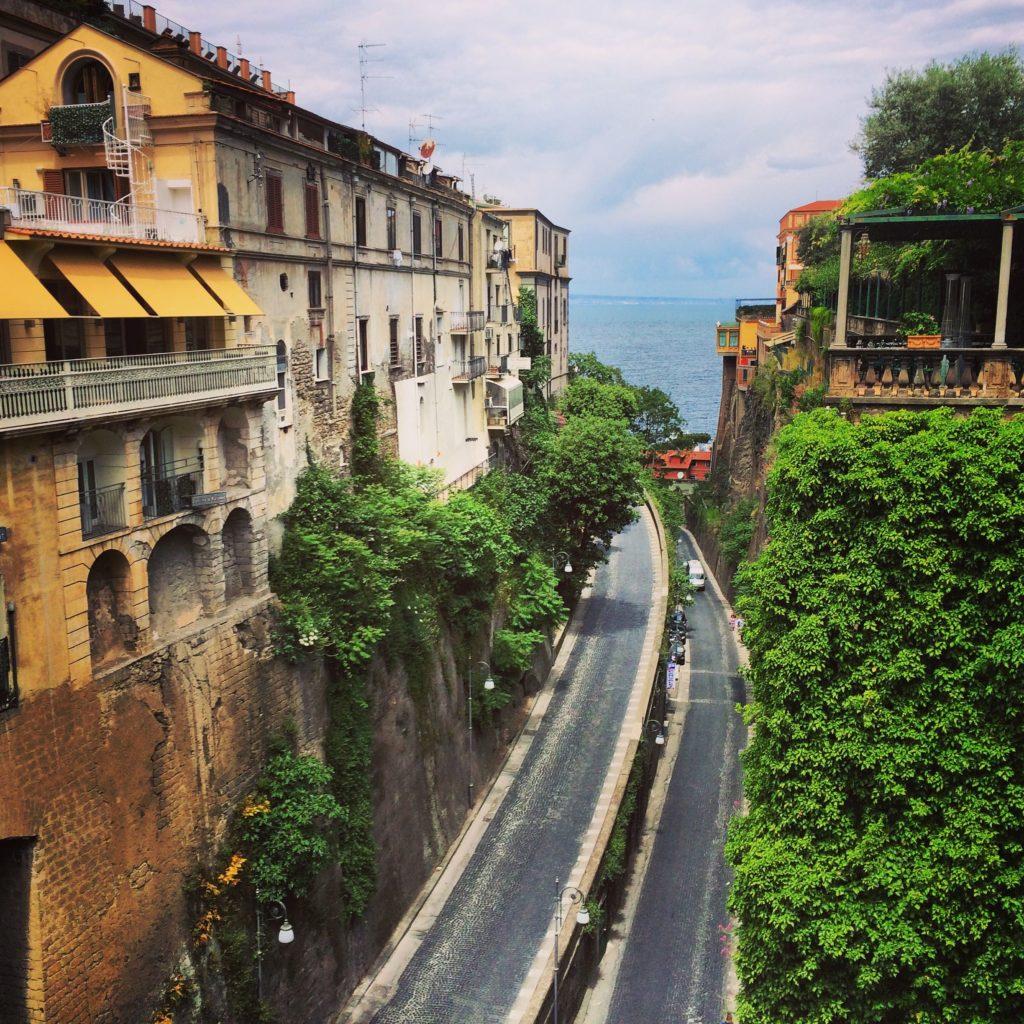 sorrento italy amalfi coast