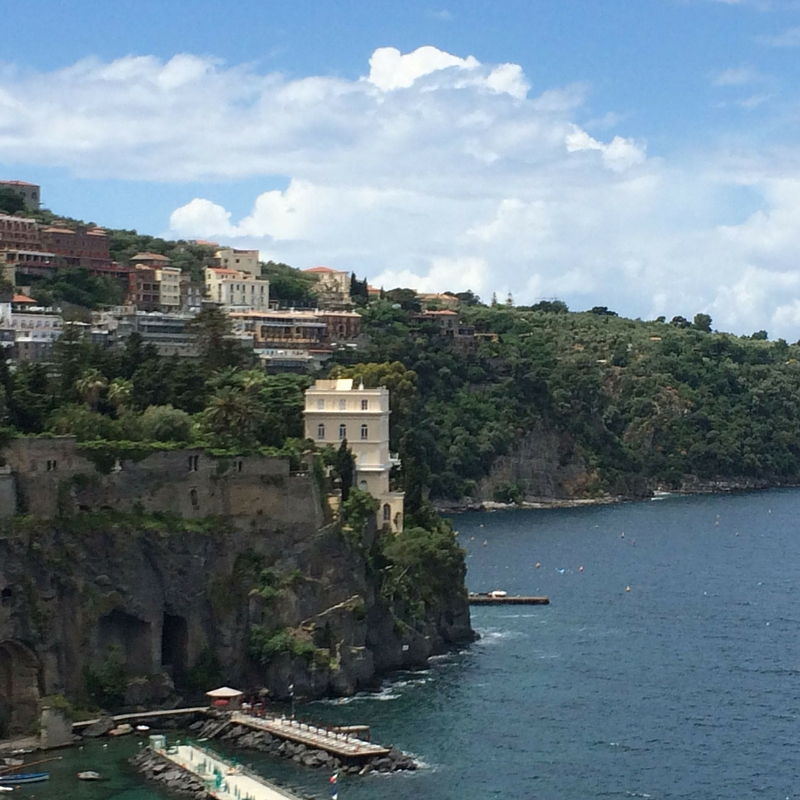 Italy travel amalfi coast