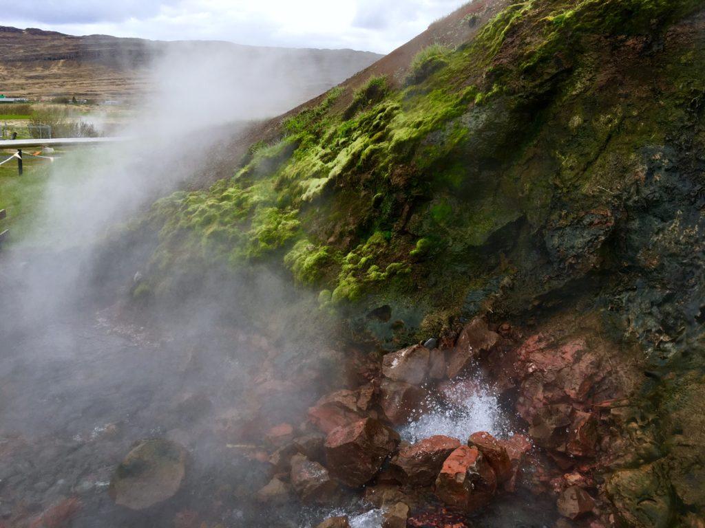 Iceland Hverir