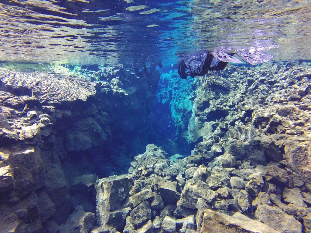Iceland 10 days Silfra
