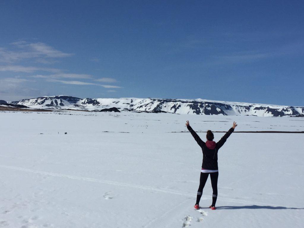 Iceland Viti Crater