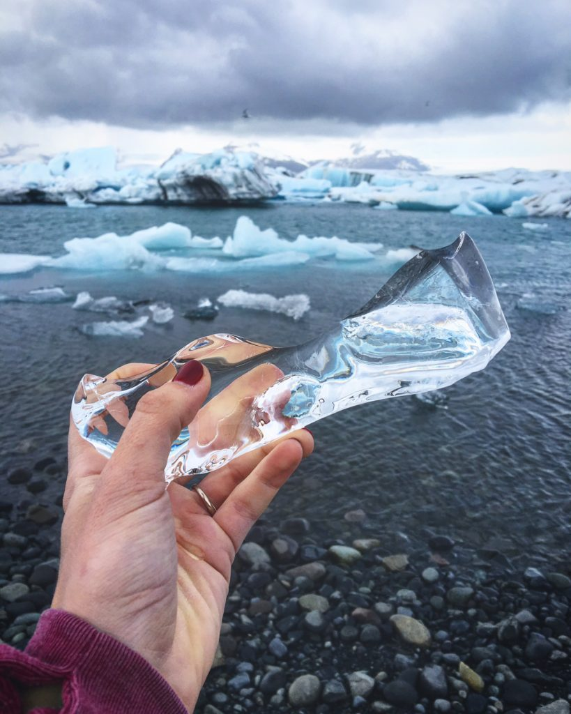 Iceland Glacier Bay
