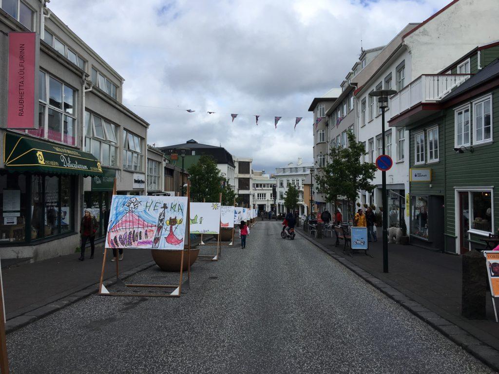 Iceland Reykjavik