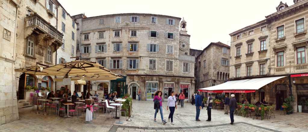 croatian cities split