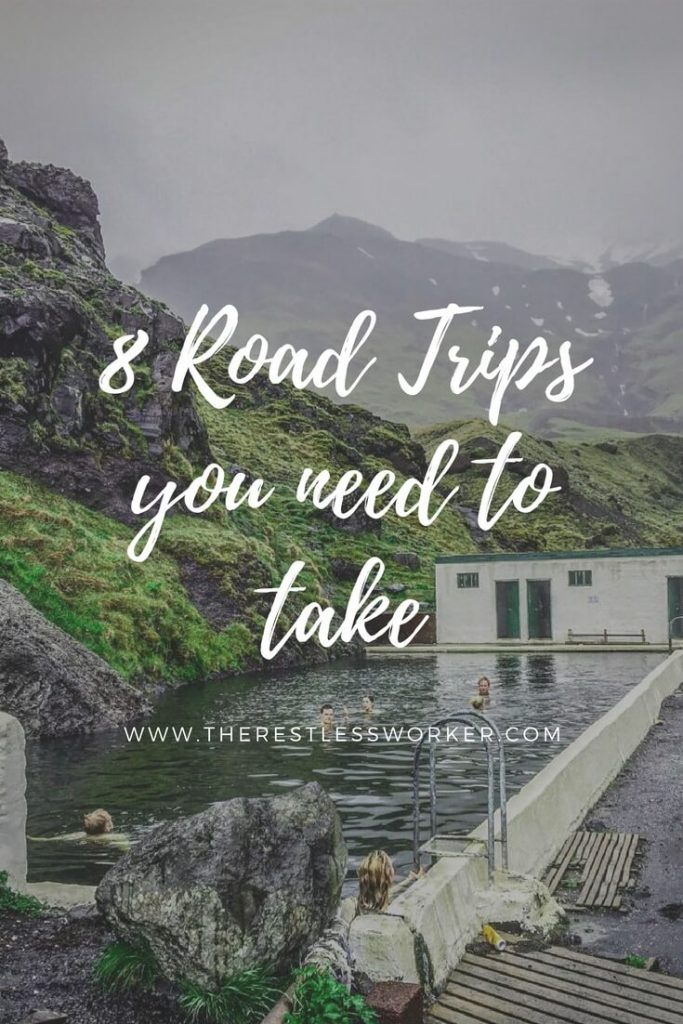 road trips you need to take