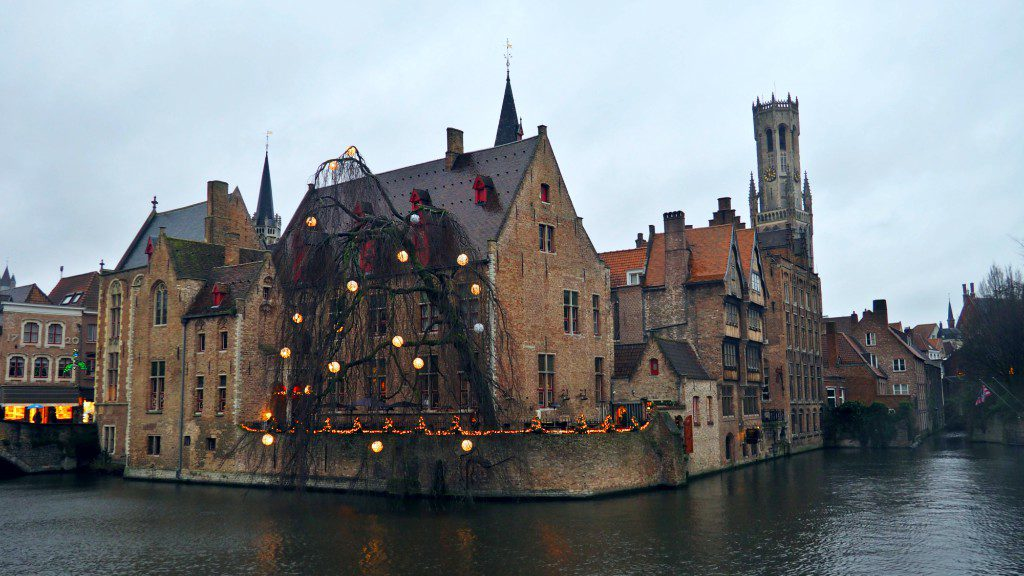 bruges romantic destionation