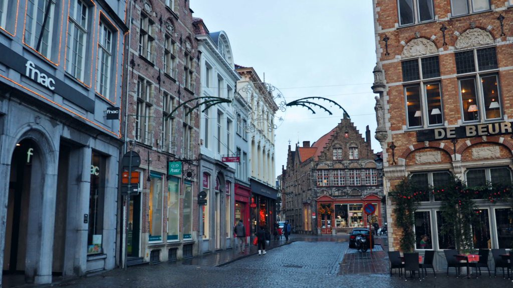 bruges top european cities