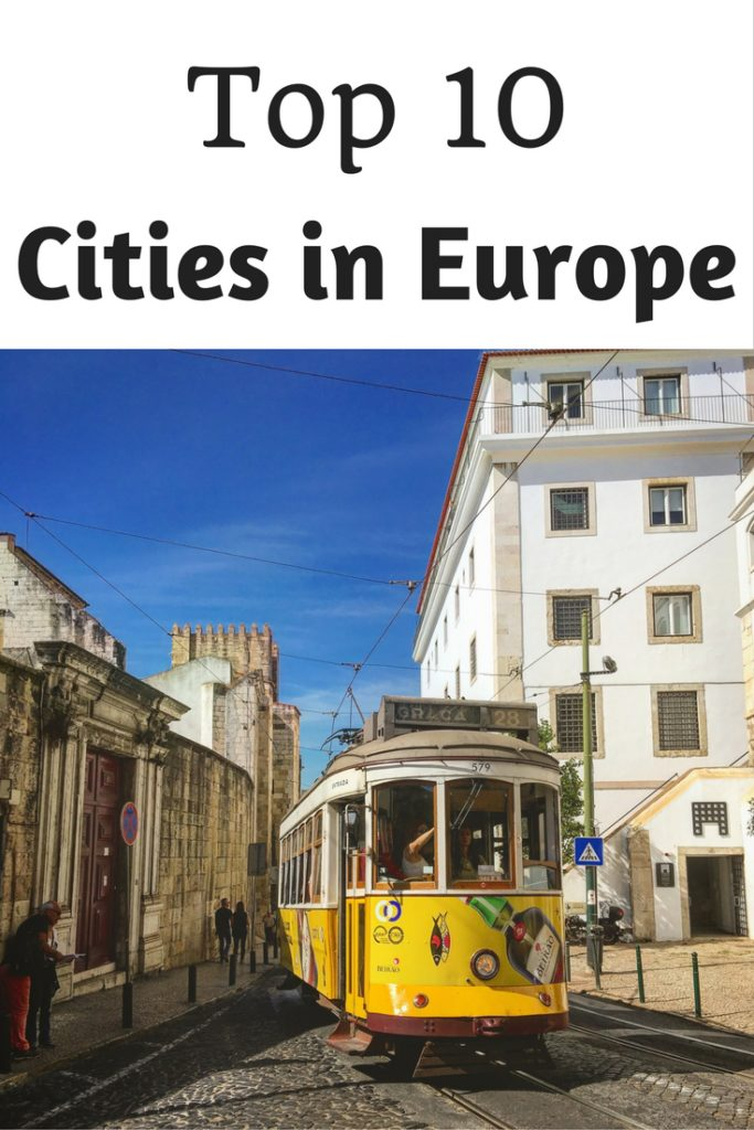 top european cities