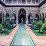 alcazar seville of spain