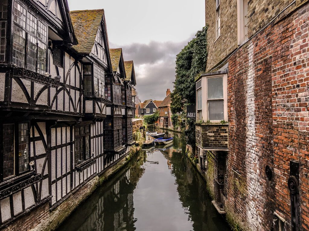 how to see canterbury in one day