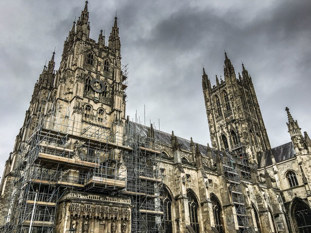 Canterbury england in one day