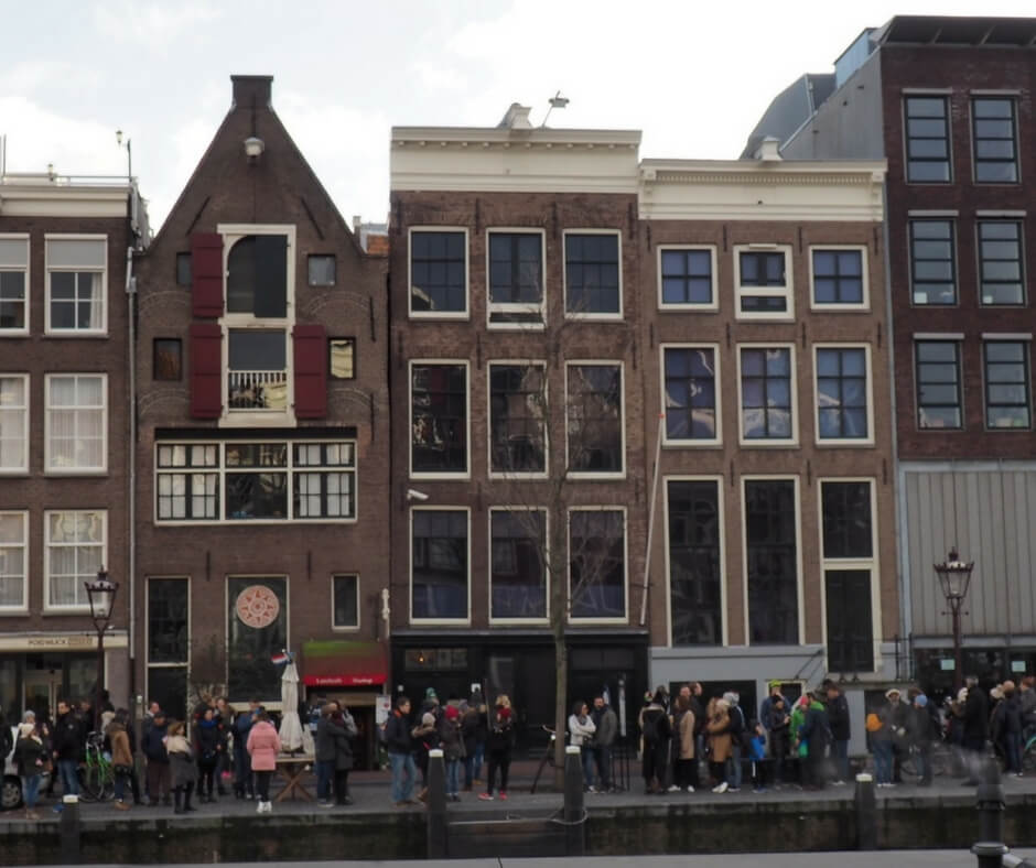 A Tour Through Anne Frank's House | The Restless Worker