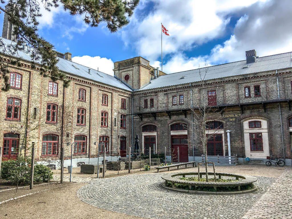 carlsberg brewery copenhagen