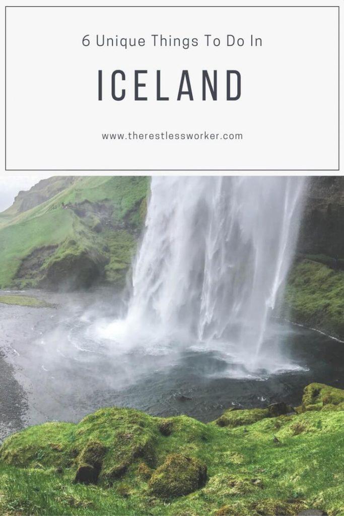 unique experiences in iceland