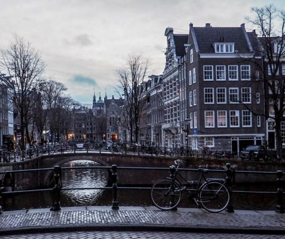Amsterdam in a weekend