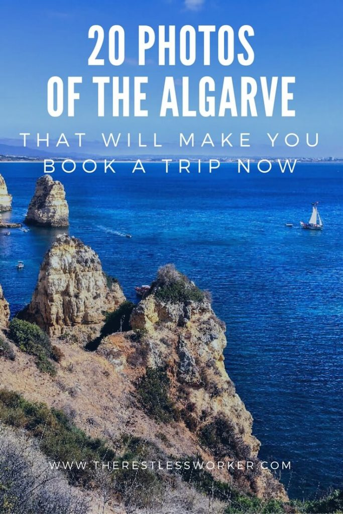 photos of the algarve