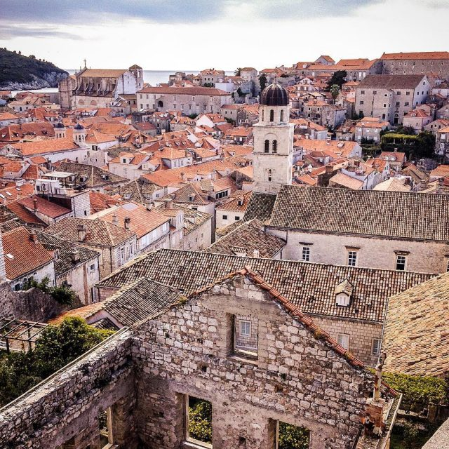 When visiting Dubrovnik you absolutely must walk along the oldhellip