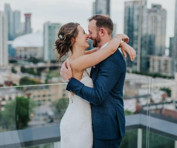thompson hotel toronto wedding