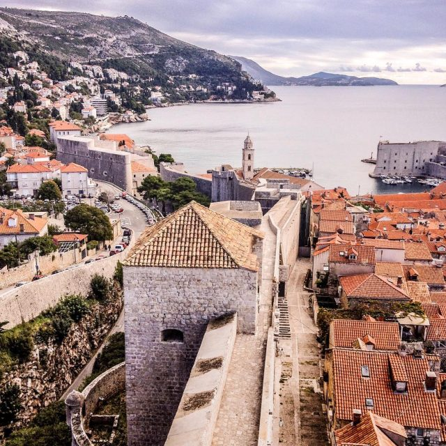 What views will you be enjoying this weekend? dubrovnikwalls croatiatravelhellip