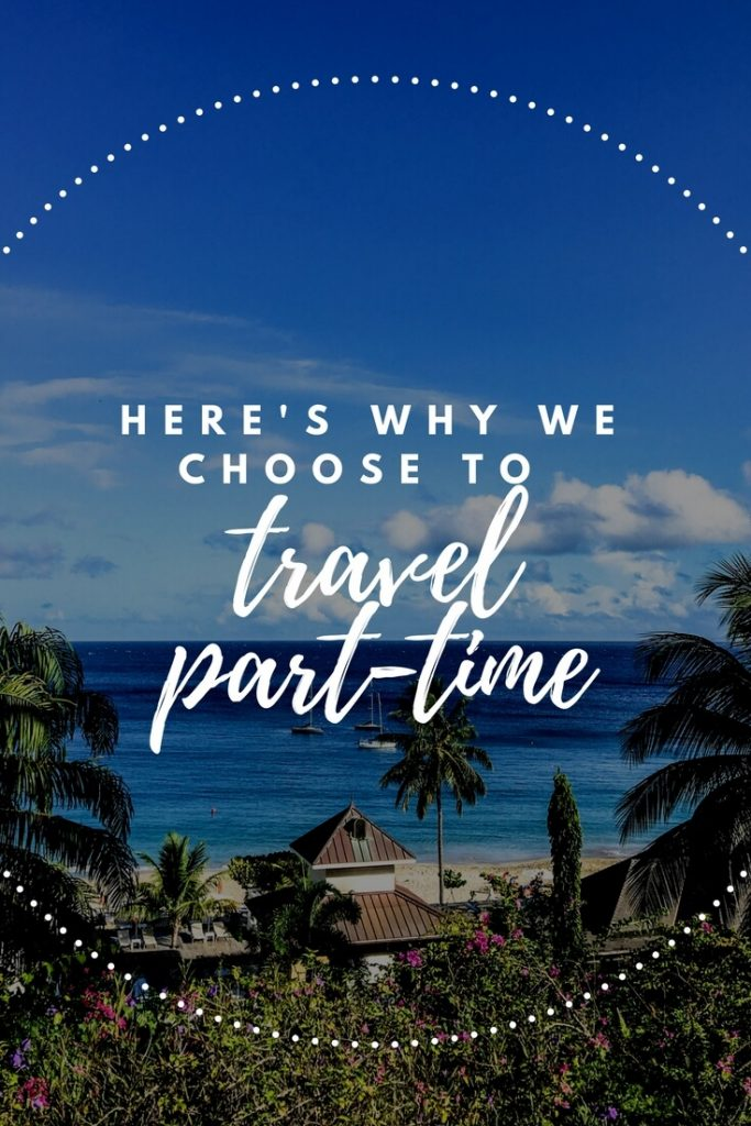 travel part-time