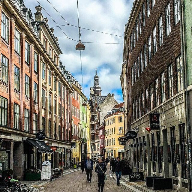 What European streets are your favourite to wander? copenhagen europetravelhellip