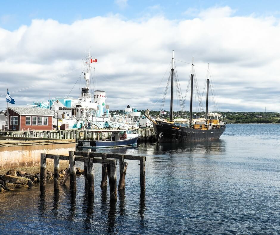 Halifax in one day
