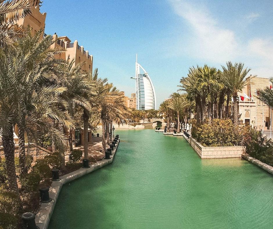 Dubai Cover
