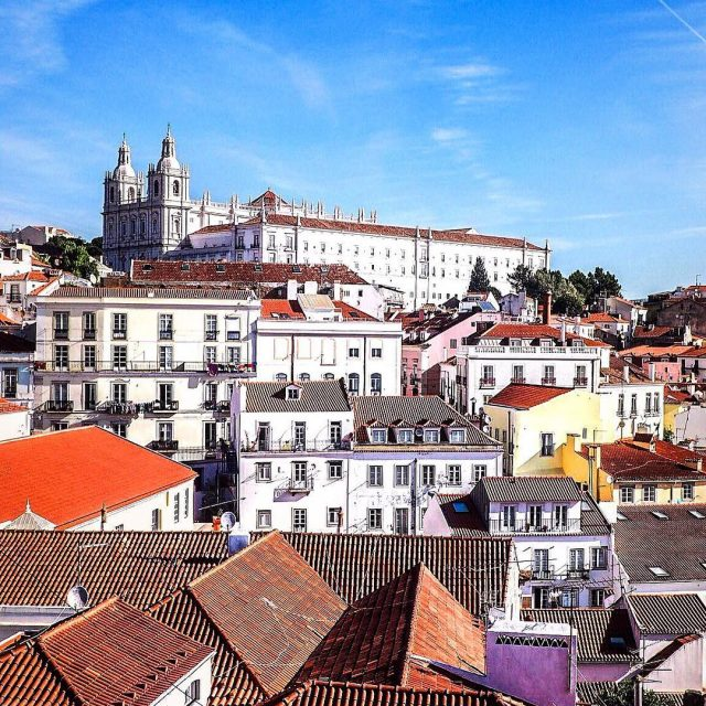 Have you explored the beautiful rooftops of Lisbon? lisbonportugal visitportugalhellip