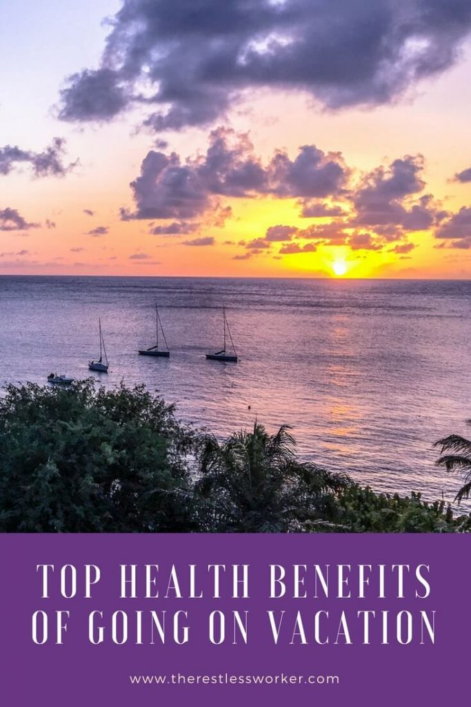 the health benefits of traveling