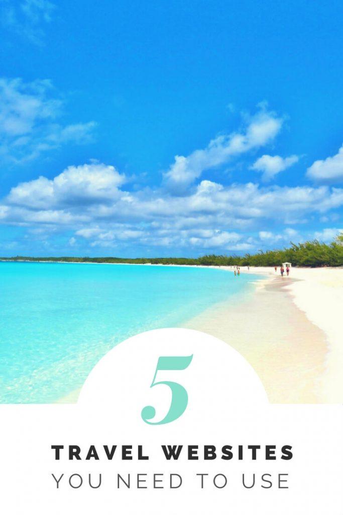 top 5 travel websites