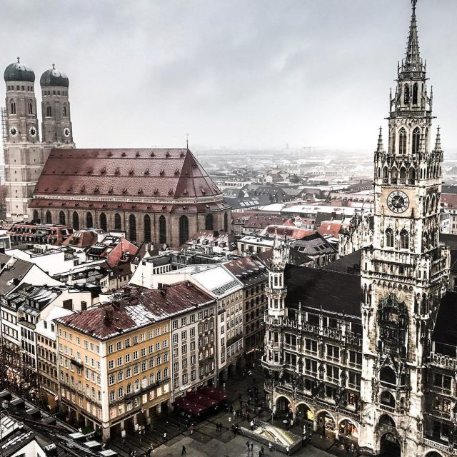 Munich as a city surprised us We visited with nohellip