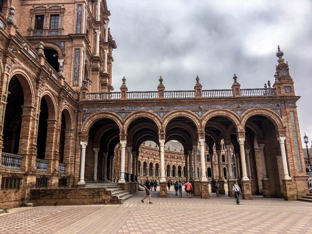 Photos of Seville Spain