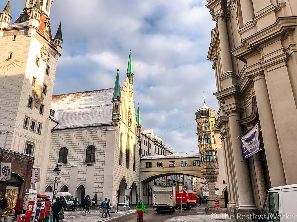 30 photos of munich that will convince you it 39 s the perfect winter destination the restless worker. Black Bedroom Furniture Sets. Home Design Ideas