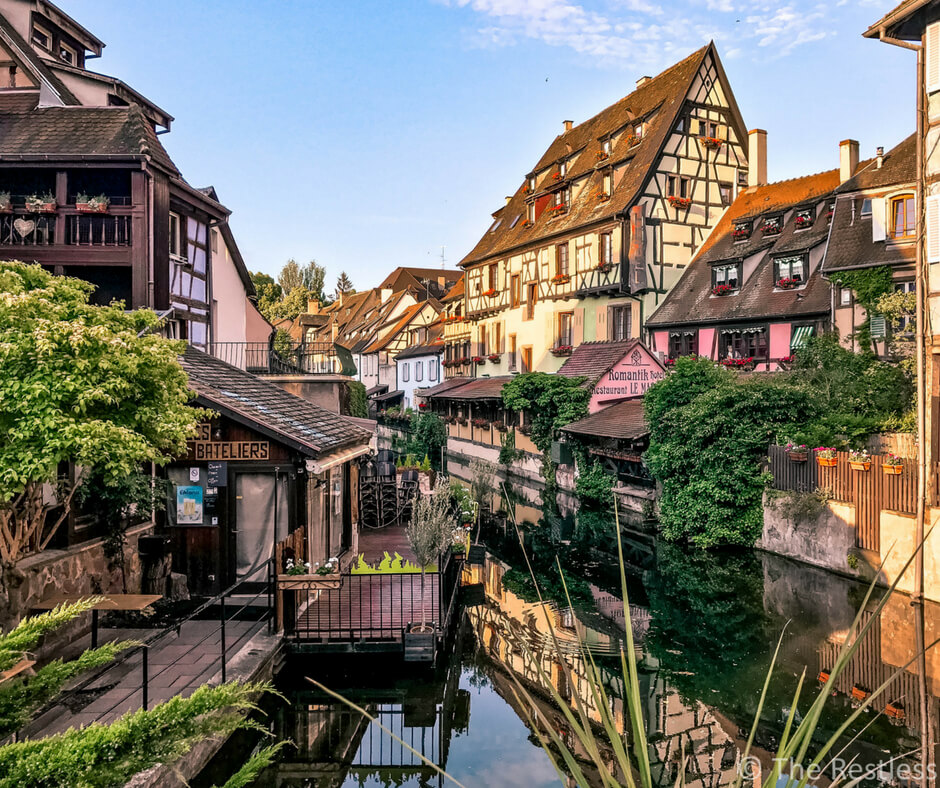 One Day In Colmar, France: Itinerary And Photos